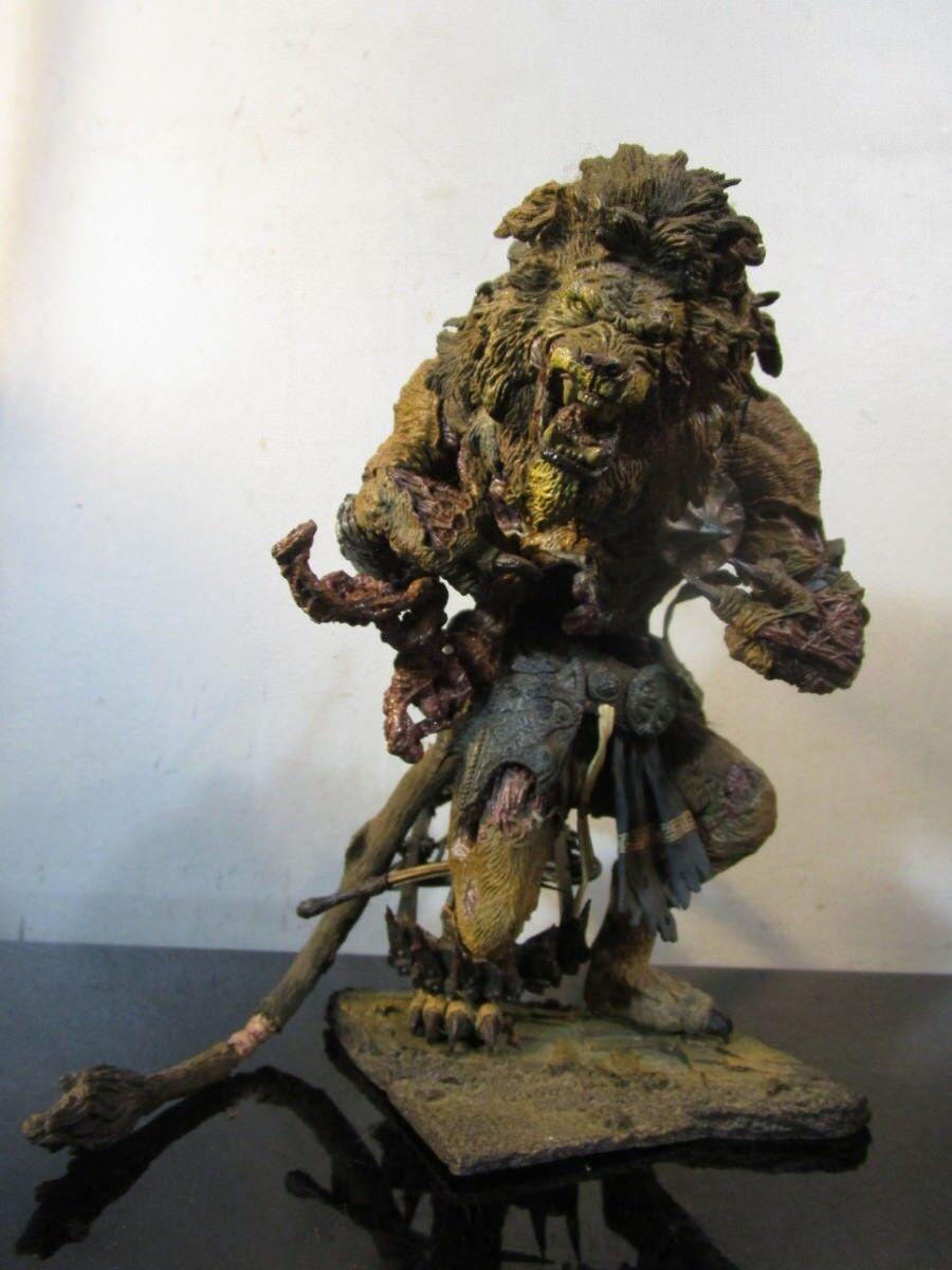 McFarlane Toys Lion Twisted Land of Oz Action Figure