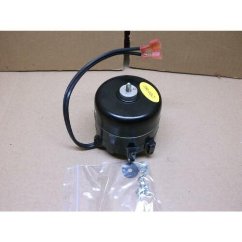 208-230//50-60//1 MORRILL MOTORS 5R018 38:WATTS SSC UNIT BEARING ECM MOTOR