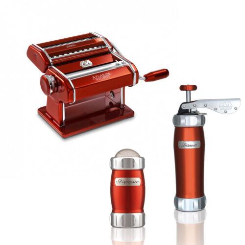 Biscuits Dispenser MARCATO Atlas Color Macchina Pasta Maker fatta in Casa