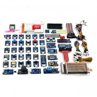 Adeept Ultimate 46 in Sensor Modules Kit for Raspberry Pi 3 2 B/B+ with  Tutorial 745780191882 | eBay