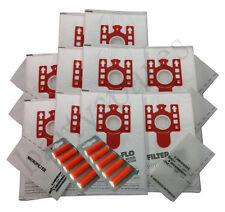 10 Miele fjm Gn 3d Tipo bolsas de polvo del aire freshners y filtros s6220 S6210 S6240