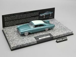 Minichamps-1-43-Chrysler-Norseman-1956-blue-green-L-E-999-pcs