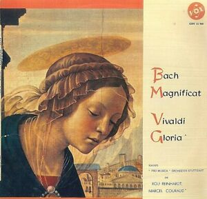 Vivaldi: Gloria, Bach: Magnificat