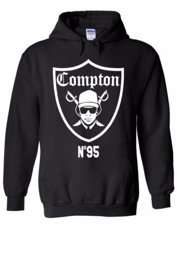 Eazy E Compton Raiders Men Women Unisex Top Hoodie Sweatshirt 1818E