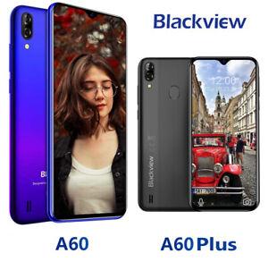 "Blackview A60 A60 Plus Teléfono Móvil 16GB/64GB 6,1"" Dual SIM Libres Smartphone"