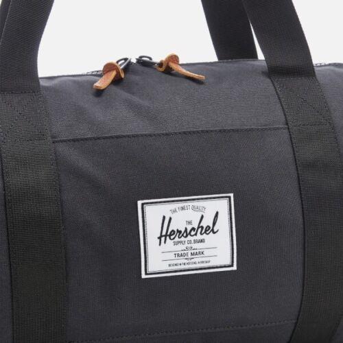 bandoulière Co noir avec Supply homme mi Sutton neuf Herschel étiquettes à Sac pour volume Wp45wn