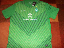 2011 2012 Werder Bremen BNWT New Adults XXL Football Shirt Trikot Germany