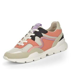 Details zu Esprit Chleo Lu Damen Sneaker low Halbschuhe Plateausneaker Schnürschuhe Schuhe