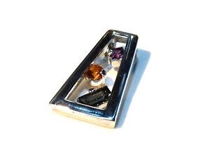 Bijou-alliage-argente-pendentif-cristal-pierre-lang-pendant
