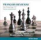 Fran‡ois Devienne: Six Trios, Op. 17 (CD, Sep-2012, ATMA Classique)