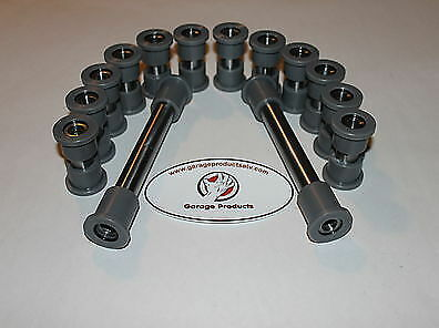 Garage Products  Kawasaki Teryx T2 T4  FRONT AND REAR Bushing set .