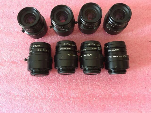 16MM USED Keyence high-resolution lens CA-LH16 HR F1.4
