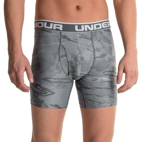 "Under Armour Men/'s UA Original Series Printed 6/"" Boxerjock 1277625"