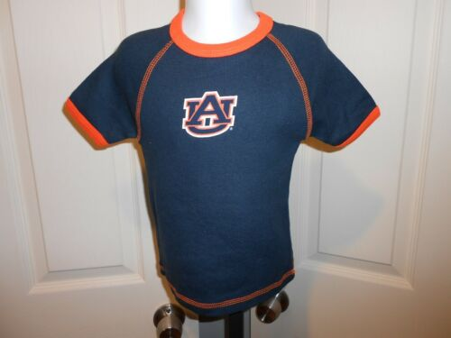 6 New Auburn University Tigers Kids Large L Shirt by Genuine Stuff
