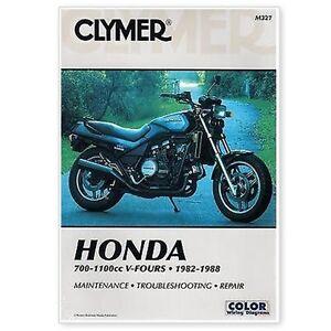 honda magna sabre 700 750 1100 v45 repair manual 82 88 m327 ebay rh ebay com 1982 Honda 750 V45 Magna Custom 1982 V45 Magna