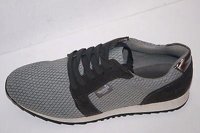 Dockers estupendo Zapatillas Deportivas Para Mujer gris Zapatos Abotinadas