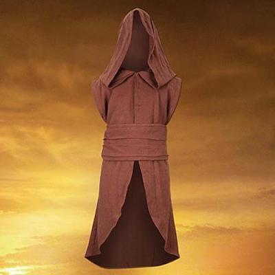 STAR WARS Jedi Cerean Robe Replica Costume by Museum Replicas Sz S/M SUPER SALE!