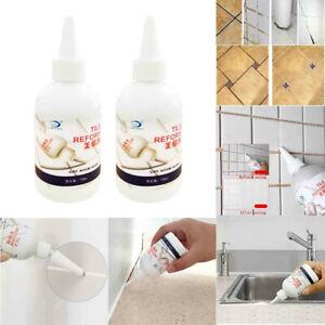 Tile Gap Refill Agent Tiles Reform Coating Mold Cleaner Tile Sealer Repair Glue