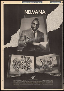 NELVANA-Original-1987-Trade-AD-promo-Mr-T-MY-PET-MONSTER-CARE-BEARS-FAMILY