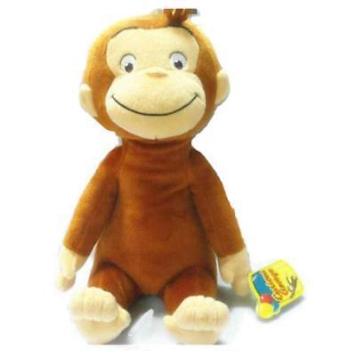 KIDS PREFERRED Curious George Monkey Plush 91719 George in Pajamas 12 Stuffed Animal