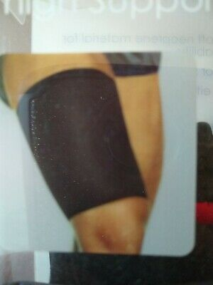 Details about  /BCG Neoprene Calf Support S//M Black Compression Fit New