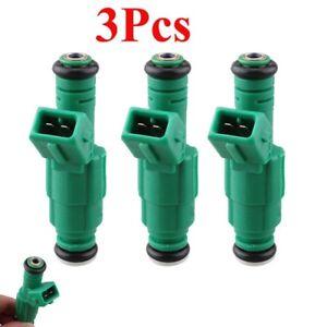 8X 42LB EV1 Fuel Injectors for FORD GMC BMW V6 3.8L Turbo 440cc 0280155968