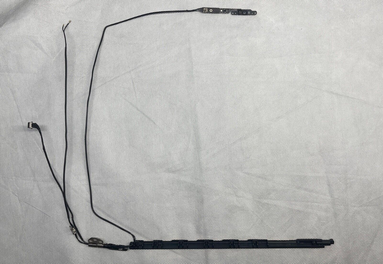"""WIFI ANTENNA/ISIGHT & CABLE-Apple MacBook Air 13"""" A1466 2013 2014 2015 818-1840"""