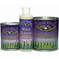 Water-Based Wood Turner ins Finish, 8 oz