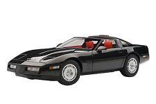 Autoart 1:18 Chevrolet Corvette 1986 Nero 71242