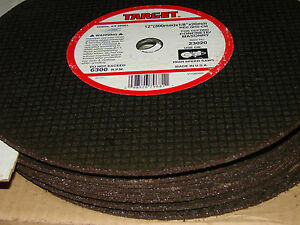 "Target 12""x1/8""x20mm Abrasive Cut-off Cut off blade Concrete Masonry *NEW* 23020"