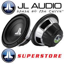 Jl Audio 10w0v3 10 Pulgadas 25 Cm 300 Watts W0 Series 4 Ohm coche Subwoofer Sub