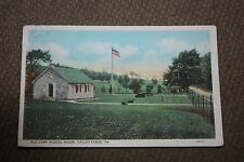 Vintage Postcard Old Camp House, Valley Forge, Pa. #1
