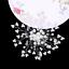 Luxury-Rhinestone-Crystal-Pearl-Flower-Tiara-Crown-Bridal-Headband-Hair-Band thumbnail 2