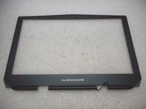 GENUINE DELL ALIENWARE 17 R3 LCD FRONT BEZEL WITH LIGHT BOARD *BIA01* G97J4