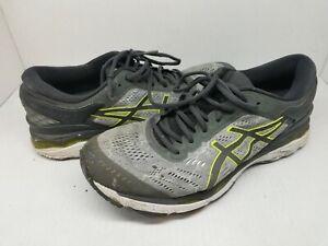 11 Lite-Show Grey/Yellow Running Shoes