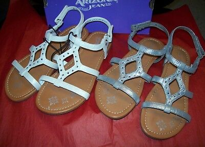 GIRLS MUDD SANDALS BROWN//PINK MSRP$39.99 MULTIPLE SIZES NEW WITH BOX