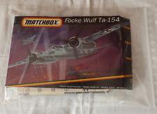 Matchbox  1 : 72  - Focke Wulf Ta- 154   Bausatz