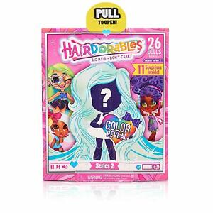 Hairdorables-Dolls-Assortment-Series-2-Slight-Damage-to-Retail-Packaging