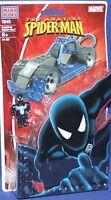 Black Symbiote Spider-man Mega Bloks 1945 Marvel
