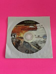 🔥 MICROSOFT XBOX - 💯 WORKING GAME DISC ONLY🔥BURNOUT 3 TAKEDOWN