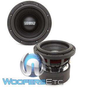 2) SUNDOWN AUDIO X-8 V.3 D2 8\