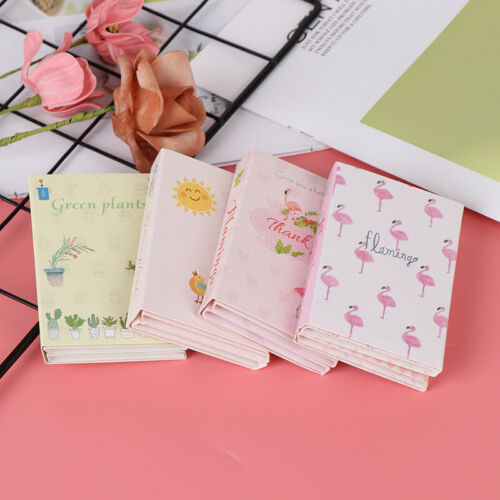 6 Folding Memo Pad N Times Sticky Notes Memo Notepad Bookmark Gift Stationery XS