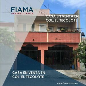 VENDO CASA EN EL TECOLOTE, TEPIC