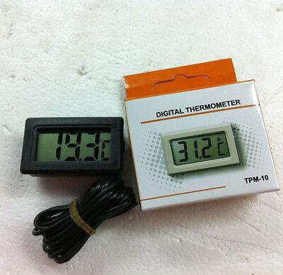 XIAC Indoor Thermometer Temperature Gauge Meter Digital LCD Monitor Hot