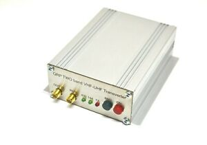 Dual-Band-144-432-to-28-MHz-ASSEMBLED-TRANSVERTER-VHF-UHF-28mhz