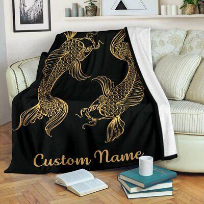 2 sizes Golden Scorpion Hooded Blanket