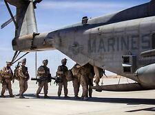 Guerra Ejercito Soldado Pistola Rifle Marino helicóptero cartel impresión bb3392a