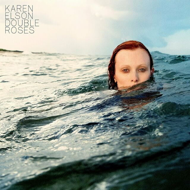 Karen Elson Double Roses (2017) 10-track Album CD Neuf/Scellé