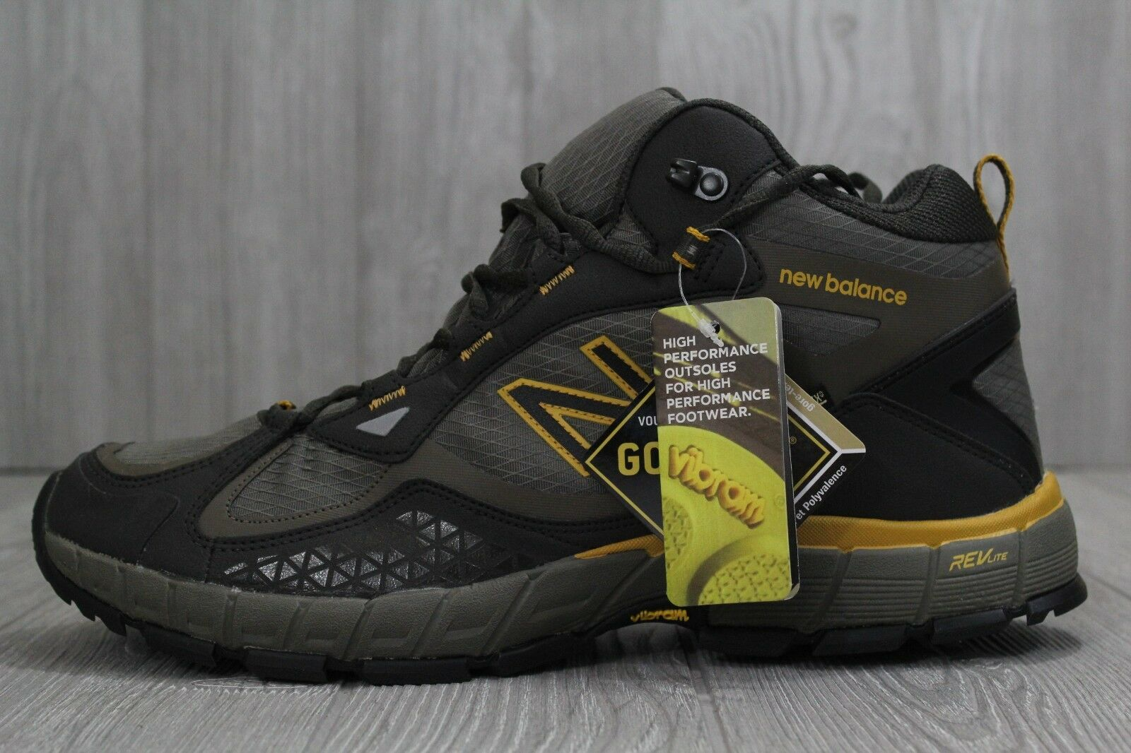30 New Balance 703 Gore-Tex Mens Hiking Boots Vibram 9.5-13 (11.5 4E) MO703HGT