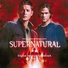Supernatural, Seasons 1-5 [Original Television Soundtrack] by Christopher Lennertz/Jay Gruska (CD, 2010, Watchtower Entertainment)